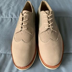 Toms Shoes - Toms Brogue Oxford Shoes Purchased New Worn 1X EUC